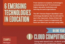 Education and Technology  / #Educational tools and #tips for #learning / by USDegreeSearch