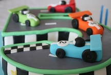 race car party / by Megan Smith