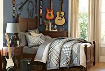 Boy bedroom / by Kayla Sullivan