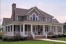 Dream Home Ideas / by Kari Lenz