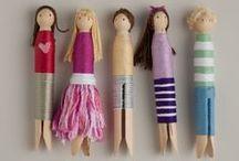 Kids Crafts / by Kaylee Henson