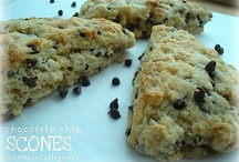 Scones and Pasteries / by Barb Gornick