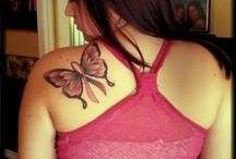 tattoo ideas / by Holly Hood