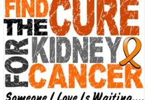 Renal cell carcinoma / Information regarding renal cell carcinoma, treatment, awareness, finding a cure / by Southern Happy Hippie Mom