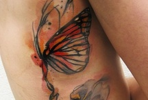 Tattoos / by Jesse Laing