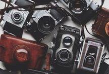 Camera Hoarding / by Rachel