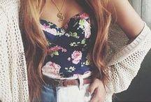 Every day outfits ♡♡ / by Jenifer Archibald
