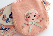 vintage baby / by Cynthia Jerred