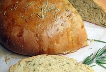 Bread & Rolls & Biscuts & Pretzels / by Stephanie Walk