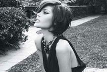Short Hair Styles / started with pixie cut and growing out as chic as possible. / by Tonya Brock