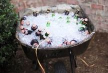 Party Like A Rockstar / Party Party Party ideas.  / by Kimberly Liette