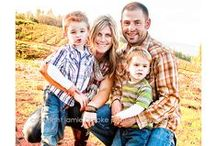 Family Inspirations / by Stephanie Allen