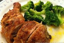 Chicken dishes / by Lisa Fielding