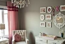 Dream Nursery / Baby nursery / by Jil Powers