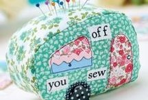 I Love To Sew.... / by Michele Moyes