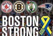 Boston Sports Teams⚾⚽️ / Boston Sports⚾️Celebrities  / by Caren Quadros (Davis)
