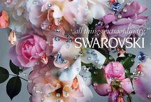 SWAROVSKI Crystal **< / SWAROVSKI Crystal  / by Caren Quadros (Davis)