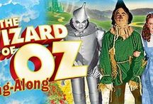 Off To See The Wizard / Wizard Of Oz / by Caren Quadros (Davis)
