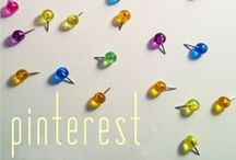 All tHiNgS PiNtErEsT..and things.. /  PINTEREST / by Caren Quadros