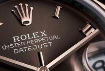 Rolex ⌚ / Watch / by Caren Quadros (Davis)