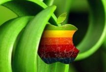 "All Things ""APPLE"" / All thing ""APPLES"" / by Caren Quadros"