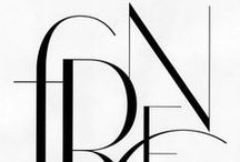Typography / by Little Bennet