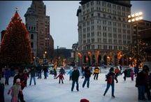 Winter in Syracuse / by Visit Syracuse