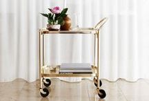 Mini Bars / Mini bar stations for small homes / by Little Bennet