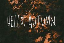 """Autumn""2014 / Autumn  / by Caren Quadros (Davis)"