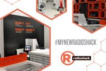 #MyNewRadioShack / Have you met the new RadioShack? Share a photo from your local store with the hashtag #MyNewRadioShack and we'll repin it here. Find out what's in store at your local store here: http://bit.ly/RSnearme  / by RadioShack