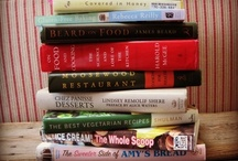 Cookbooks & Such / My cookbook favorites and those I want to read.  / by Amy Green