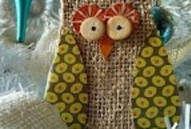 Ornament Ideas / by Becky Goldsmith
