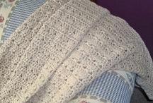 Crochet- Blankets / by Rachel Alexandre
