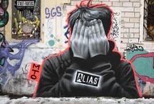 Street Art / by Mariana Garcia Grosso