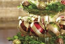 Christmas Decorations / Beautiful ways to make your home merry with Christmas decorations! / by Amy Green