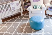 Baby room inspiration / by Megan West