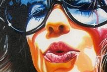Art I ♥ / by Stephanie Lirette