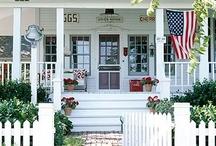 Fabulous Porches / by Connie Herron