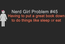 Talk Nerdy to Me / by Lydia Christopher