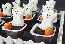 Halloween Creepy Eats and Drinks / by Bernice Price East