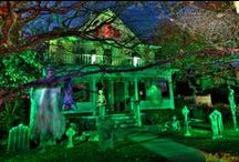 Halloween Outdoor Decor / Decorating Outdoors / by Bernice Price East