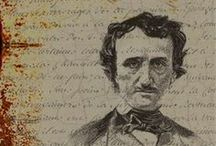 Edgar Allan Poe / by Bernice Price East