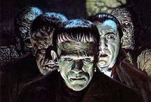 Universal Monsters / by Bernice Price East