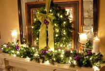 Christmas Mantle / by Bernice Price East