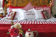 Christmas Bedroom / by Bernice Price East