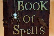 Halloween Spell Books / by Bernice Price East