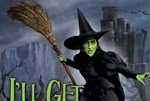 Elphaba The Queen of Halloween / by Bernice Price East