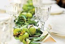 florals : table decor / by Dalay Lapa