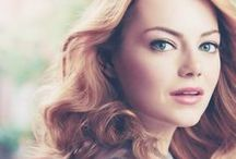 Emma Stone  / by The Mint Sprint