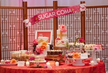 Party Food & Cocktail Ideas / by Mazelmoments.com